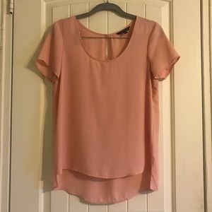 Express Short Sleeve Blouse
